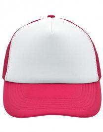 5-Panel Polyester Mesh Cap